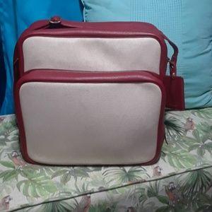 Authentic Hermes Victoria bag